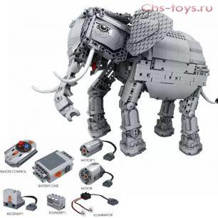 Конструктор Winner Техник Слон робот 1128 1542 дет