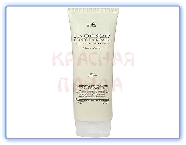 La`dor Teatree Scalp Clinic Hair Pack