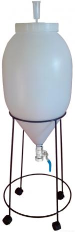 Конический ферментер (ЦКТ) Бирма, 37 и 62 литра