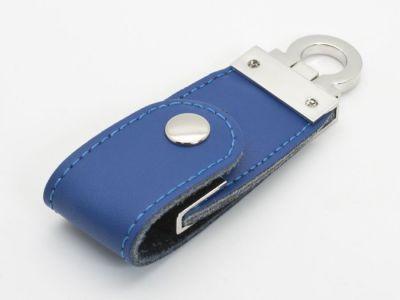 32GB USB3.0-флэш накопитель Apexto U503C гладкая синяя кожа OEM