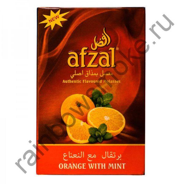 Afzal 50 гр - Orange with Mint (Апельсин с мятой)