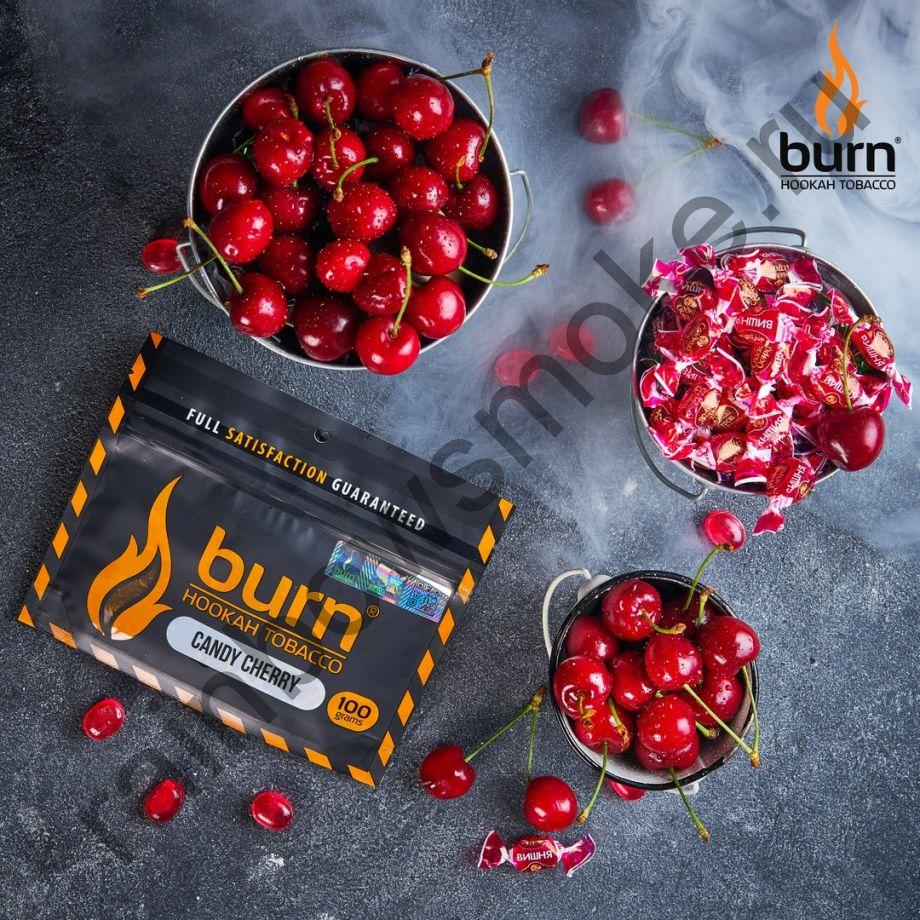 Burn 100 гр - Candy Cherry (Карамельная Вишня)