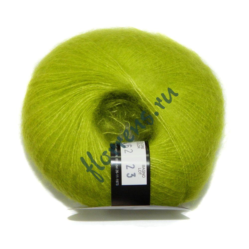 Пряжа BBB Soft Dream / 0462 яблоко