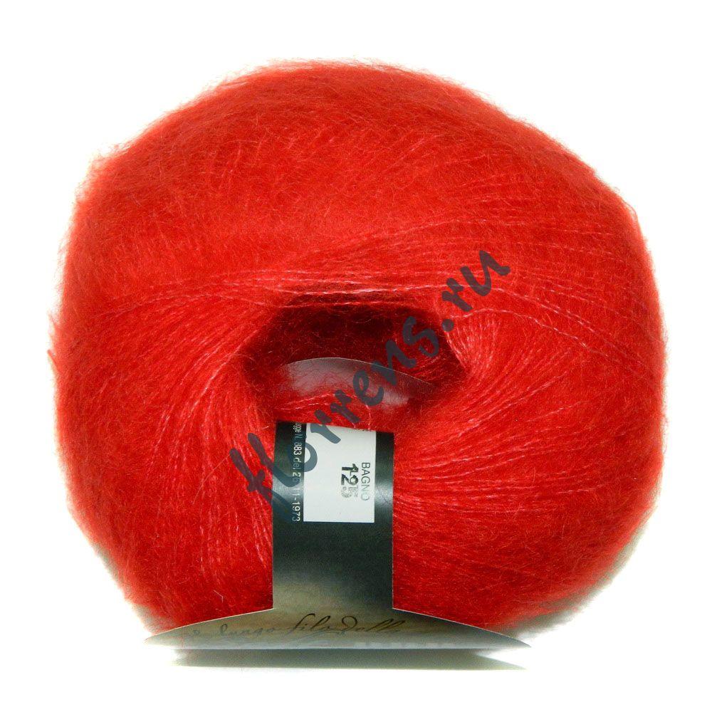 Пряжа BBB Soft Dream / 0015 красный