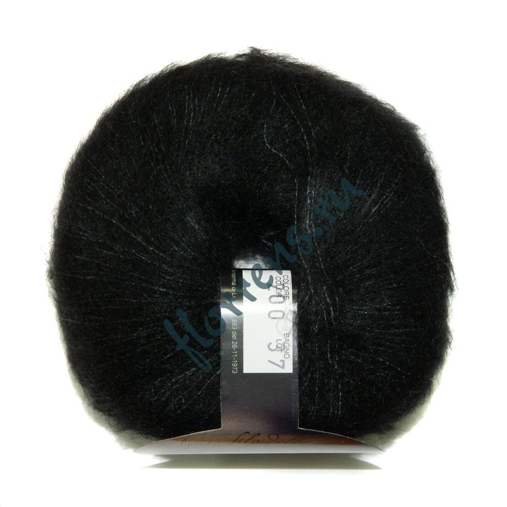 Пряжа BBB Soft Dream / 0200 черный