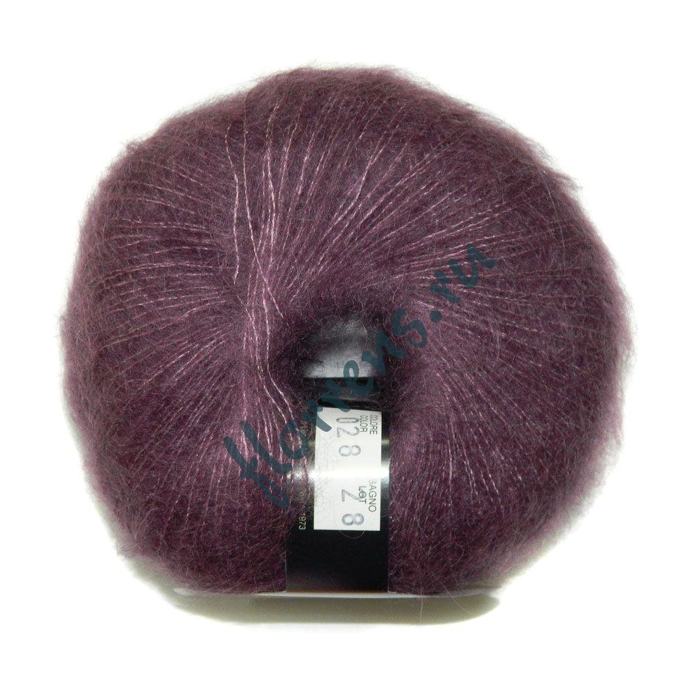 Пряжа BBB Soft Dream / 0028 фиолетовый