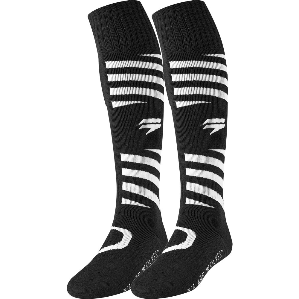 Shift - White Muse Sock Black носки, черные