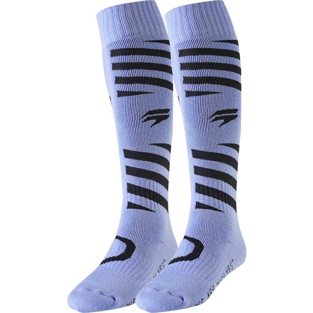 Shift - White Muse Sock Purple носки, фиолетовые