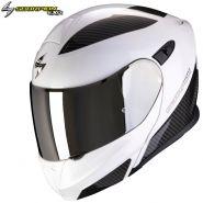 Шлем Scorpion EXO 920 Flux, Белый Перламутровый