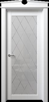 Межкомнатная дверь S 2 «Ромб»