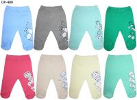 Ползунки  для младенцев 62-80см OP489