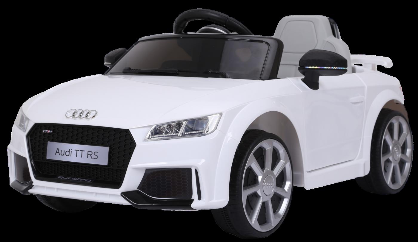 Детский электромобиль (2020) JЕ1198 (12V) белый