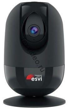 Миниатюрная, поворотная WiFi камера FullHD-1080p EVC-WIFI-ES22