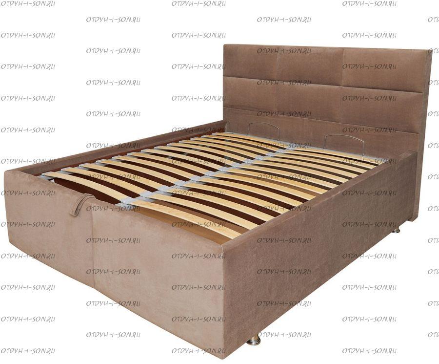Кровать Бруно с подъемным механизмом