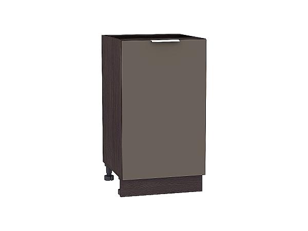 Шкаф нижний Терра Н450 (Смоки софт)
