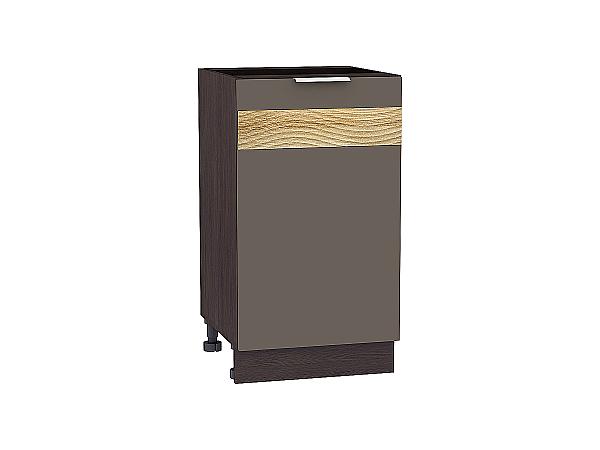 Шкаф нижний Терра Н450 D (Смоки софт)