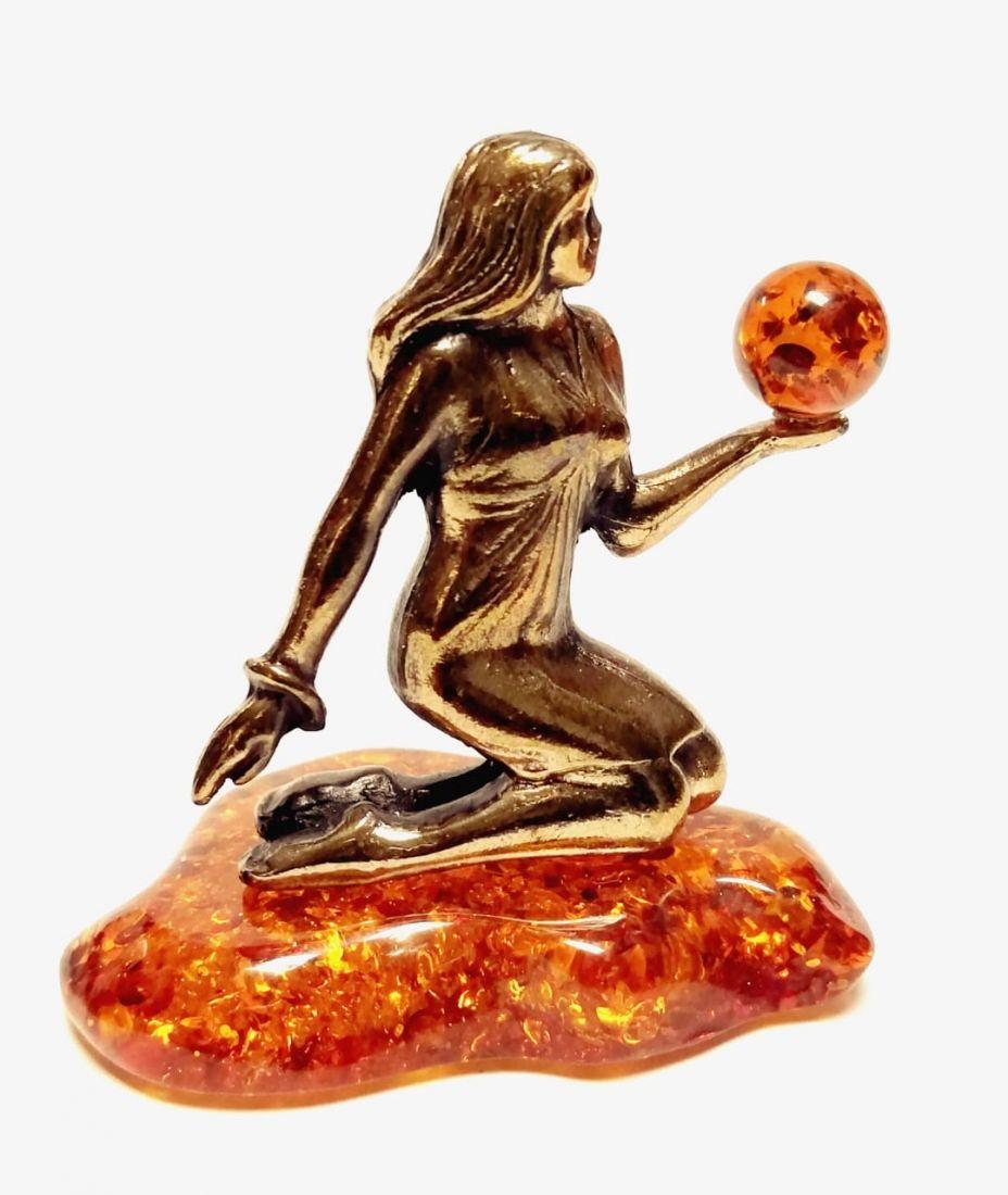 Фигурка знак зодиака Дева