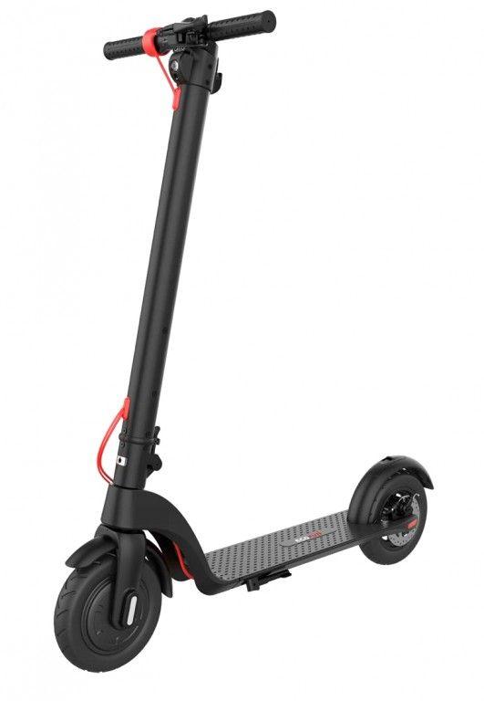 Электросамокат HX X7 Air Black