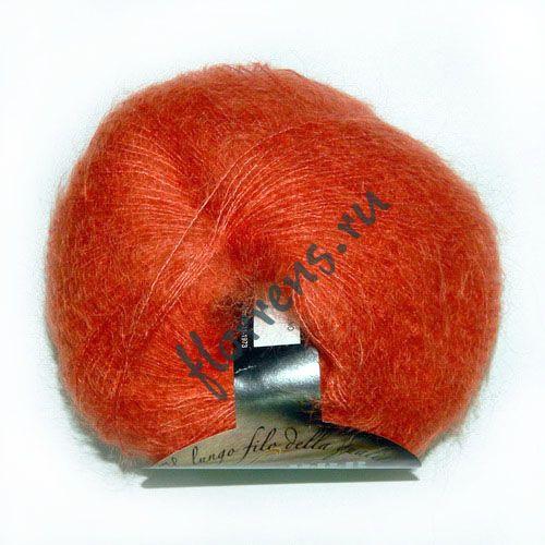 Пряжа BBB Soft Dream / 6802 оранжевй