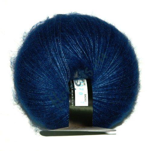 Пряжа BBB Soft Dream / 7070 синий