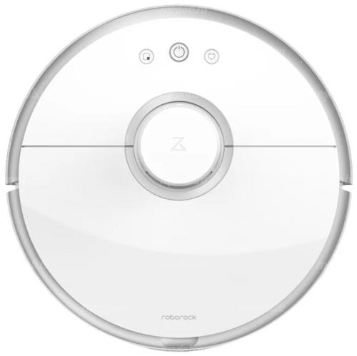 Моющий робот-пылесос Xiaomi Mi Roborock Sweep One S50 Wi-Fi White белый