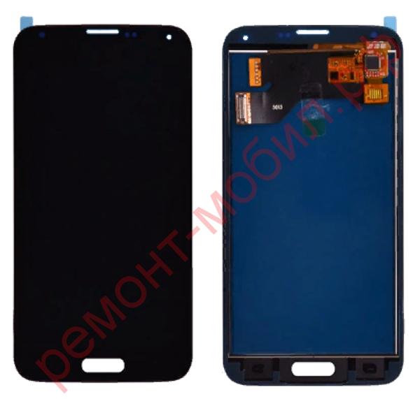 Дисплей для Samsung Galaxy S5 ( SM-G900F ) в сборе с тачскрином