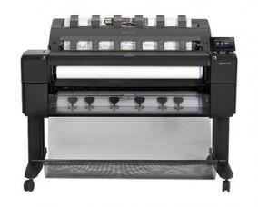 HP Designjet T1500 36-in PostScript ePrinter (CR357A)