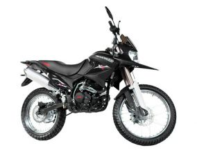 Мотоцикл Irbis XR 250 R