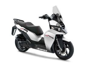 Скутер Stels Zion 150