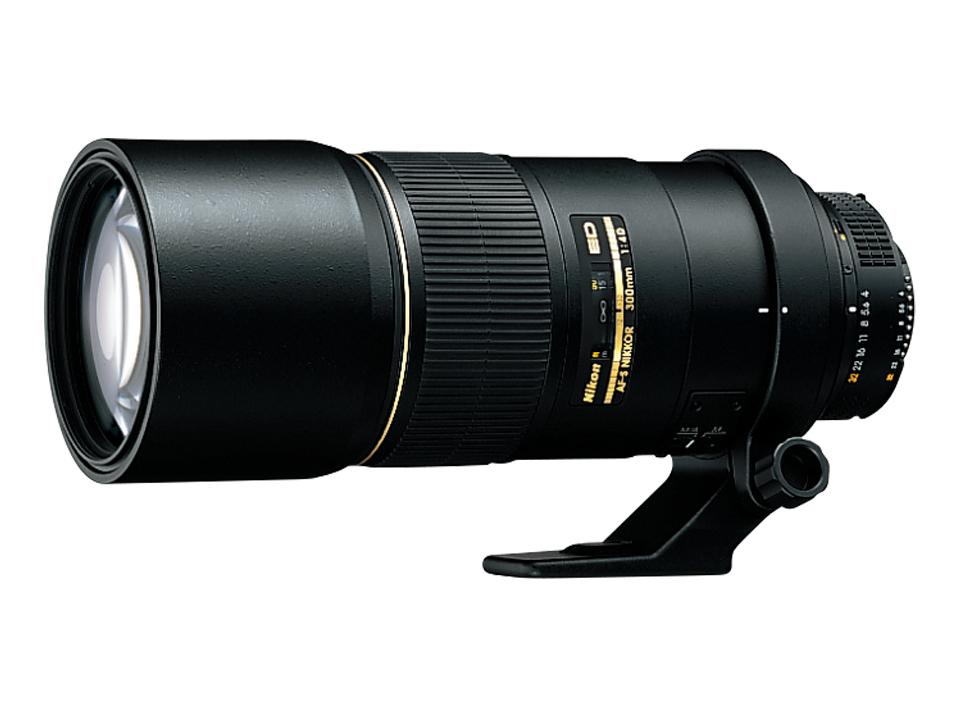 Nikon 300mm f/4D ED-IF AF-S