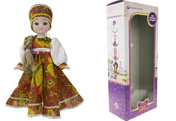 Кукла Василина гжель Мир кукол