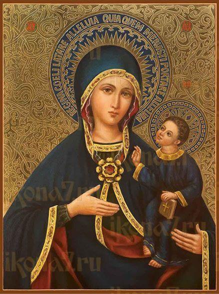 Армянская икона Божией Матери