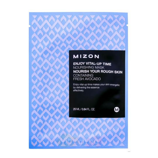 Mizon Тканевая маска для лица Enjoy Vital Up Time