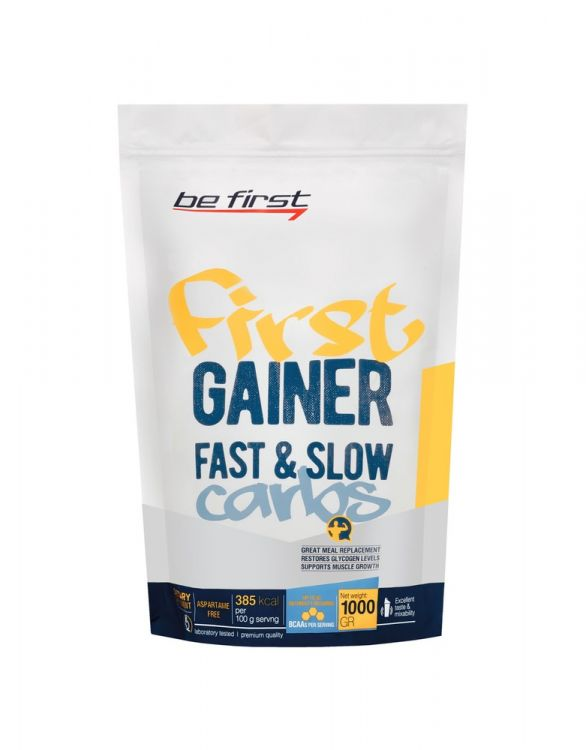 First Gainer Fast от Be First, 1000 гр