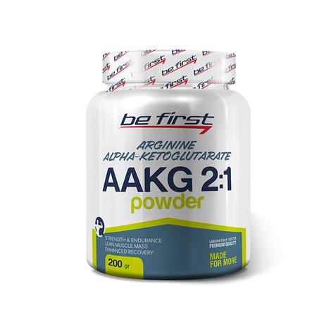 AAKG 2:1 Powder (Arginine AKG) от Be First, 200 гр