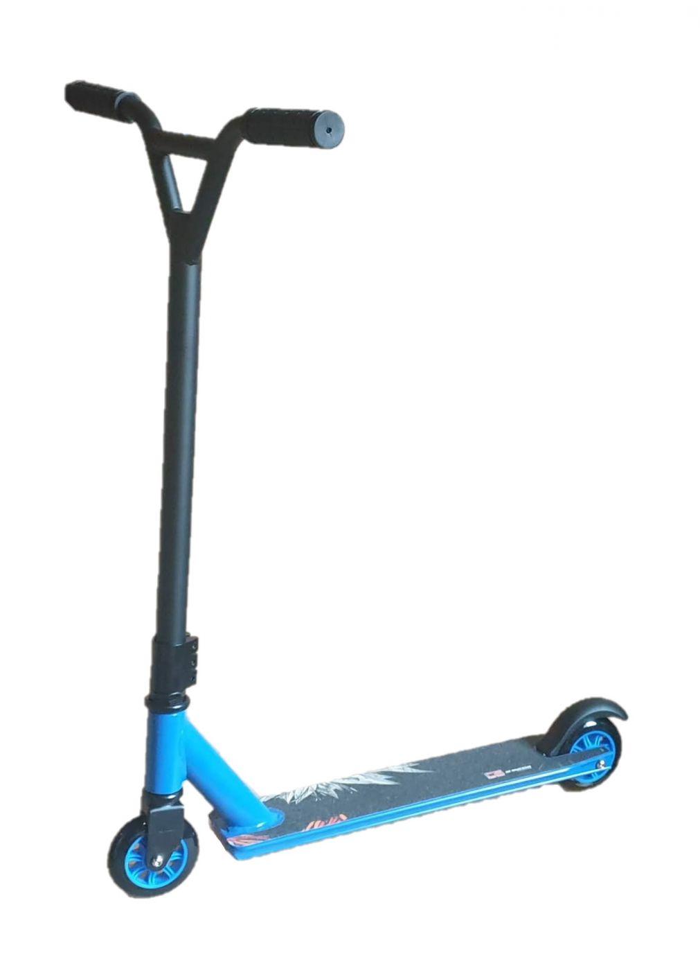 S00452 Самокат трюковой спортивный Stunt Scooter