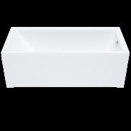 Акриловая ванна 1ACReal Palermo 180x80