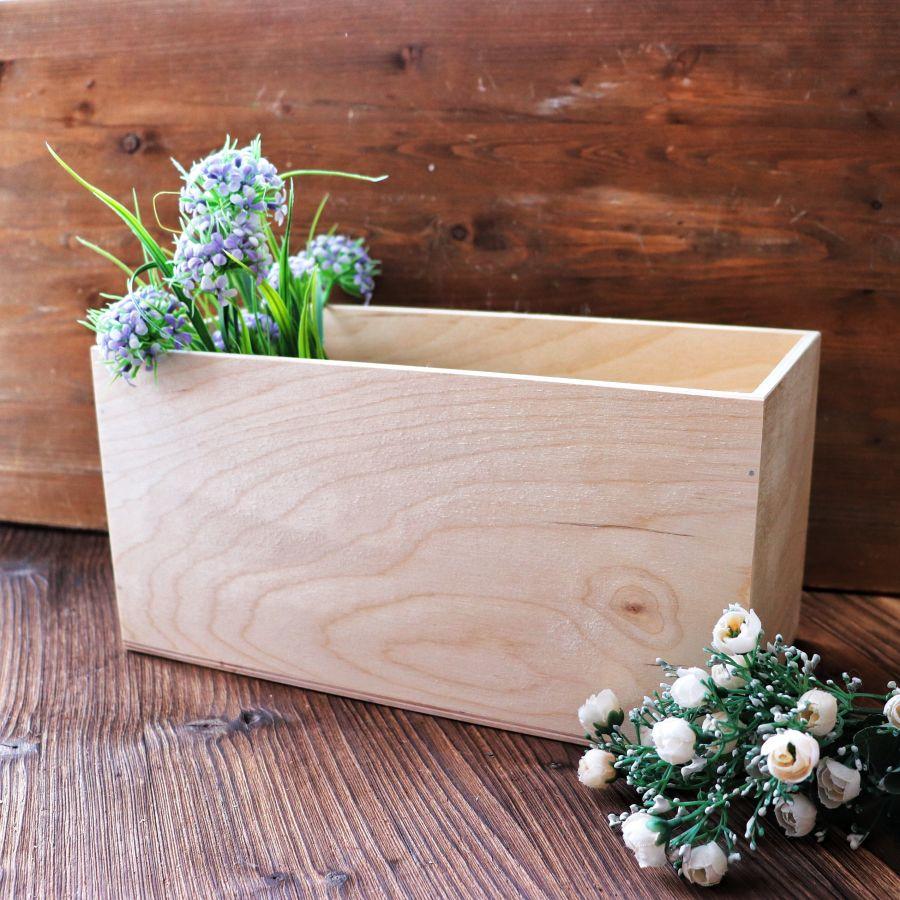 Ящик из фанеры 30*15*15 см