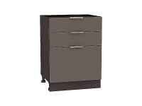 Шкаф нижний Терра Н603 (Смоки софт)