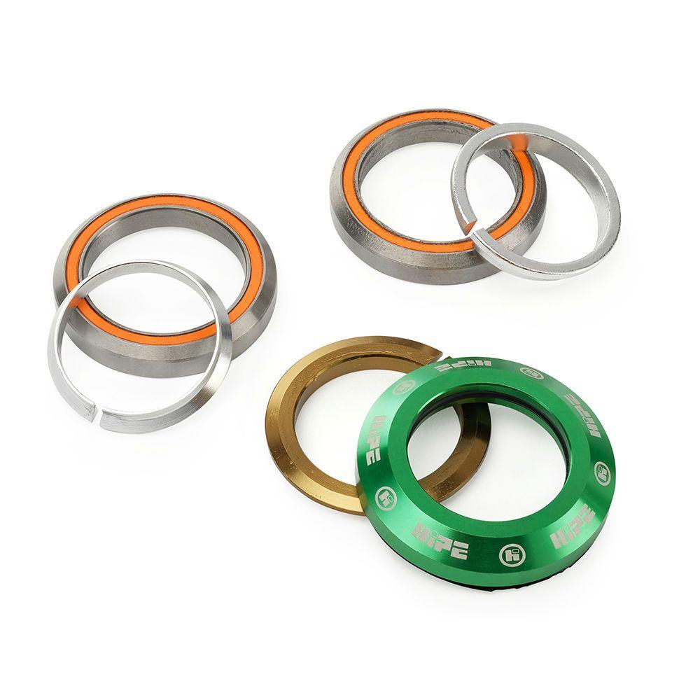 Рулевая колонка HIPE H-01 интегрированная green