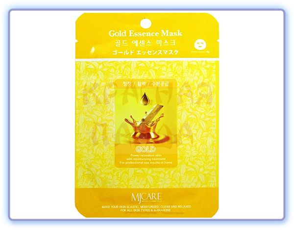 MJ Care Gold Essence Mask