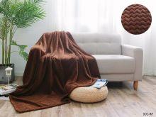 Плед велсофт Royal  plush 1.5-спальный 150*200  Арт.150/001-RP
