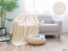 Плед велсофт Royal  plush 1.5-спальный 150*200  Арт.150/005-RP