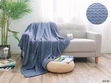 Плед велсофт Royal  plush 1.5-спальный 150*200  Арт.150/008-RP
