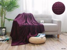 Плед велсофт Royal  plush 2-спальный 180*200  Арт.180/004-RP