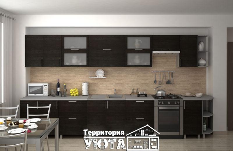 Кухонный гарнитур Дина 3,2м