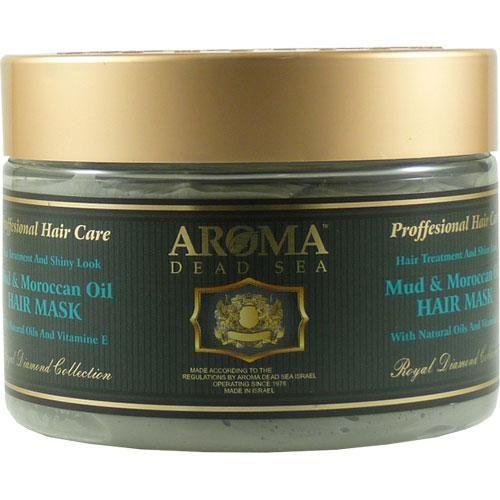 Лечебно-грязевая маска c аргановым маслом Aroma Dead Sea (Арома Дэд Си) 600 мл