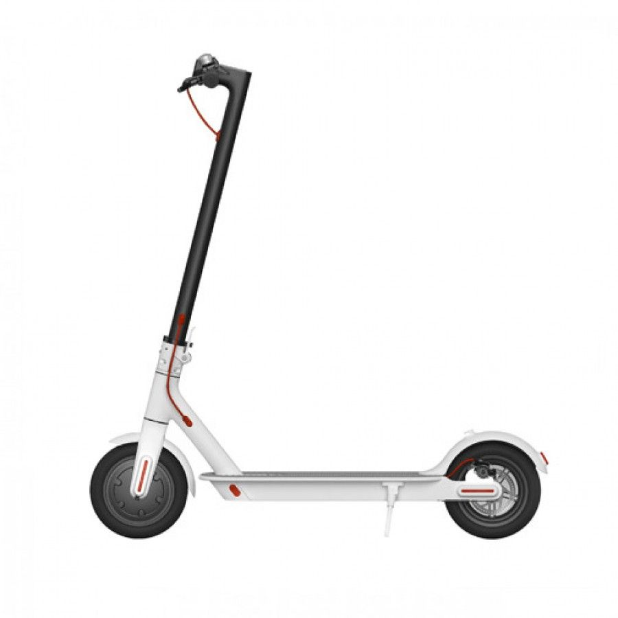 Электросамокат Xiaomi Mijia Electric Scooter M365 Белый (Euro)