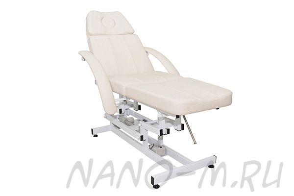 Косметологическое кресло - кушетка КК-042 электрика (универсальная) с РУ (регистрационным удостоверением)