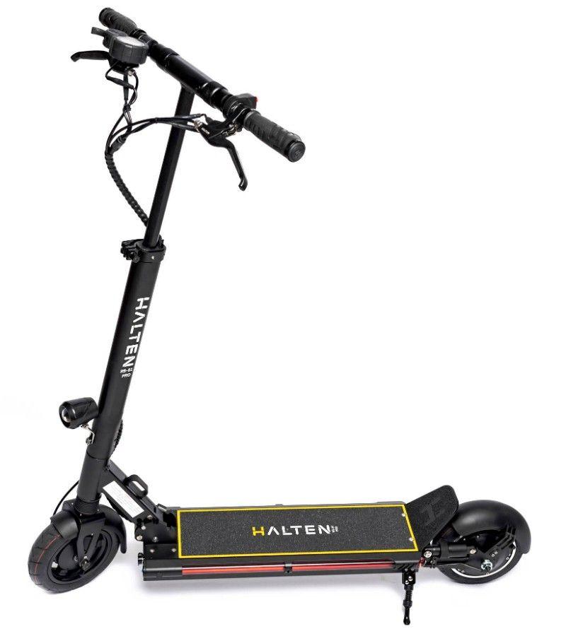 Электросамокат Halten RS-01 Pro Черный